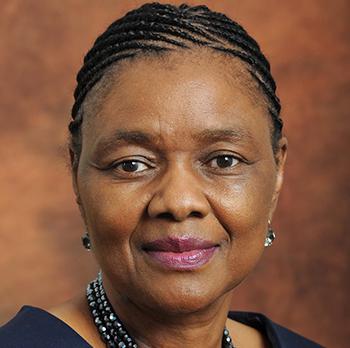 Prof Hlengiwe Mkhize